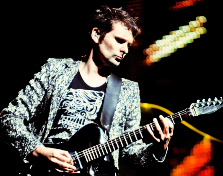Photo Matt Bellamy
